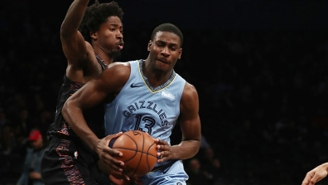 Jaren Jackson Jr. And Mike Conley Shined In Memphis' Double-Overtime Win Over The Nets