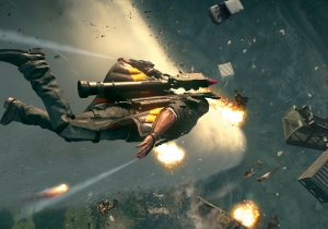 Hands-On With 'Just Cause 4': It's Like 'Minecraft' For Murder