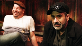 Jeff Ross And Dave Attell Tell Us How They Developed Their Innovative New 'Bumping Mics' Special For Netflix