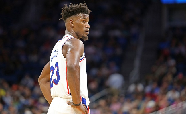 Jimmy Butler Considered Quitting Basketball While At Marquette