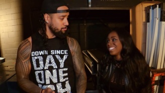 WWE's Jimmy Uso Was Arrested In Detroit And The Details Are Crazy
