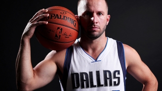 J.J. Barea Is Always Learning What He Needs To Do To Outrun Father Time