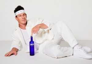 'Proudly American' John Cena Formed A One-Man Boyband To Sell Vodka