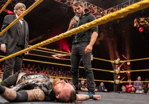 WWE 205 Live, NXT, And NXT UK Open Discussion Thread 11/7/18
