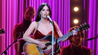 Kacey Musgraves' 'Golden Hour' Won A Historic Album Of The Year Award At The CMAs