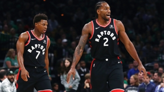 Kyle Lowry 'Wasn't Surprised' Kawhi Leonard Opted To Join The Clippers
