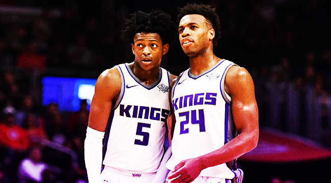quality design 6d412 49f30 De'Aaron Fox And Buddy Hield Are The Perfect Backcourt Duo