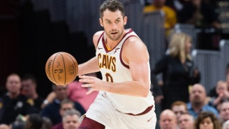 Kevin Love Expects To Return From Toe Surgery Sometime After The New Year