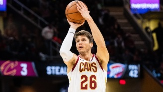 The Cavaliers Have Traded Kyle Korver To The Jazz
