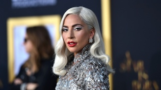 Lady Gaga Addressed Pregnancy Rumors By Saying She's 'Pregnant' With Her Next Album