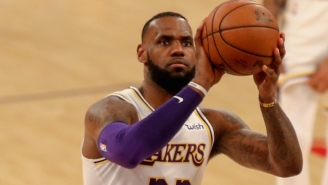 LeBron James Passed Wilt Chamberlain For Fifth All Time In Scoring In NBA History