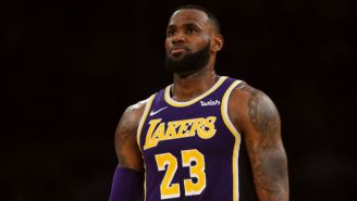 The NBA Made A Video To Honor LeBron James Passing Wilt Chamberlain On The All-Time Scoring Chart