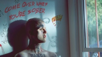 Lil Peep's 'Come Over When You're Sober Pt. 2' Debuted At No. 4 On The 'Billboard' Chart