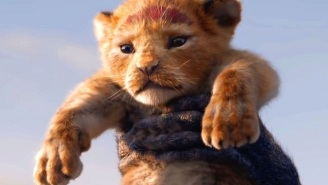 There's Only One 'Real' Shot In 'The Lion King' Remake, According To Director Jon Favreau