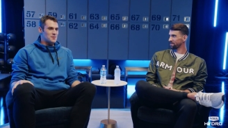 Kevin Love Discussed Mental Health With Olympic Legend Michael Phelps