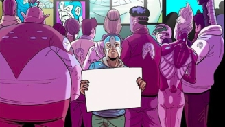 Let The New Comic 'L.U.C.H.A.' Fill That Lucha Underground-Sized Hole In Your Heart