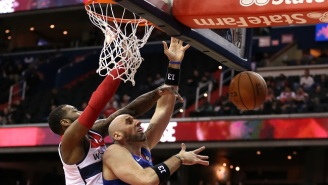 Marcin Gortat Claims The Wizards Made Him Out To Be 'The Cancer Of The Locker Room'