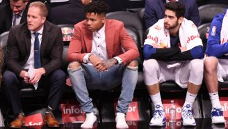 Sixers Teammates Are Apparently Concerned With Markelle Fultz's 'Overall Well-Being'