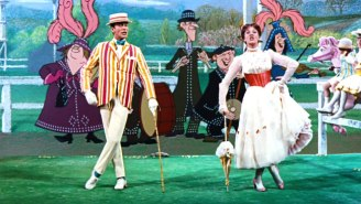 Dick Van Dyke Had To Pay Disney To Allow Him To Play Two Characters In 'Mary Poppins'