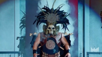 The Over/Under On Lucha Underground Ultima Lucha Cuatro, Part Two