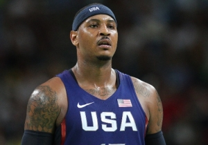 J.J. Barea Wants Carmelo Anthony To Play For Puerto Rico's National Team, And It Could Possibly Happen