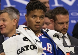 The Sixers Apparently Didn't Know There Were Any Recent Issues With Markelle Fultz's Shoulder
