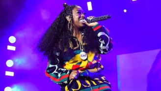 Missy Elliot Announced That She Has Finished A New Album With A Celebratory Jig