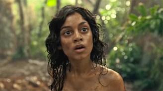Netflix's Stunning New 'Mowgli' Trailer Puts A Dark Spin On The Classic 'Jungle Book' Tale