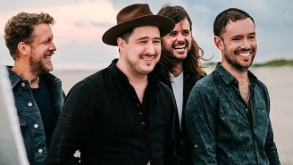 Mumford & Sons Sound Like Every Other Mainstream Rock Band — For Better Or Worse — On New 'Delta'