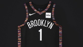 The Brooklyn Nets' City Edition Uniforms Are Inspired By The Notorious B.I.G.