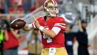 Former Undrafted Free Agent Quarterback Nick Mullens Started For The 49ers And Dissected The Raiders