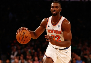 David Fizdale Thinks Noah Vonleh Might Be The Knicks' 'Most Complete Player'