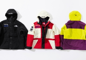 The North Face Is Back For This Week's Supreme Drop Day