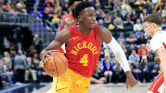 Victor Oladipo Is Out Indefinitely Due To His Sore Right Knee