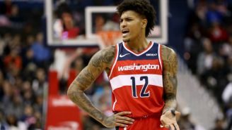 Kelly Oubre Jr. Shouted Out Adrian Wojnarowski For Reporting On Wizards Trade Rumors