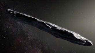 Scientists Say A Mysterious Interstellar Object Might Have Been An Alien Spacecraft