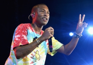 Pharrell Joins Gesaffelstein On The Dark, Unexpected Collaborative Single 'Blast Off'