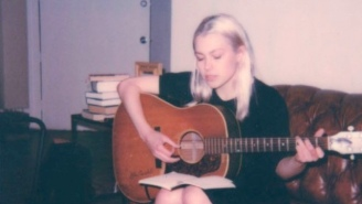 Phoebe Bridgers Brings A Feminine Perspective To Her Cover Of (Sandy) Alex G's 'Powerful Man'