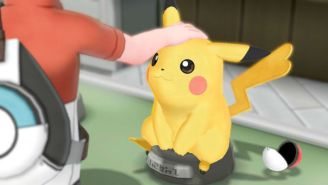 'Let's Go Pikachu' Is Pure Nostalgia Designed For Pokemon Fans To Fall In Love All Over Again