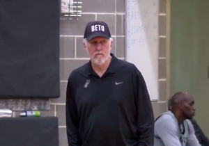 Gregg Popovich Called Ted Cruz 'Scary' And Explained His Support For Beto O'Rourke In Texas