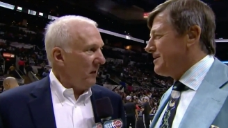 Gregg Popovich, James Harden, And The Rest Of The NBA World Paid Tribute To Craig Sager