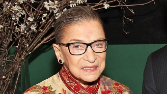 Ruth Bader Ginsburg Has Been Hospitalized After Falling And Breaking Three Ribs, And People Aren't Taking It Well