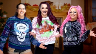 A Definitive Ranking of WWE's New Ugly Holiday Sweatshirts