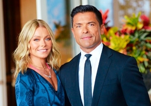 Kelly Ripa Joins 'Riverdale' As Her Real-Life Husband's Mistress, Which Feels About Right
