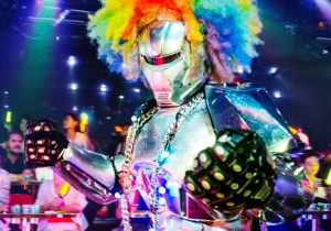 The Futuristic Kitsch of Tokyo's Robot Restaurant Is Worth Every Penny