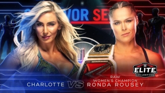 WWE Survivor Series 2018 Open Discussion Thread