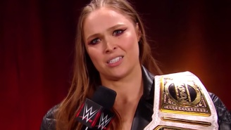 Ronda Rousey Confirms She's Working With Paul Heyman, And Thank Goodness