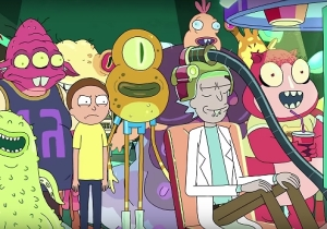 'Rick And Morty' Will Somehow Live-Stream 'Fallout 76' With Ninja And Logic
