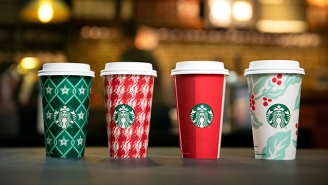 Starbucks' Holiday Cups Are Here And Friday You Can Get a Reusable One For Free