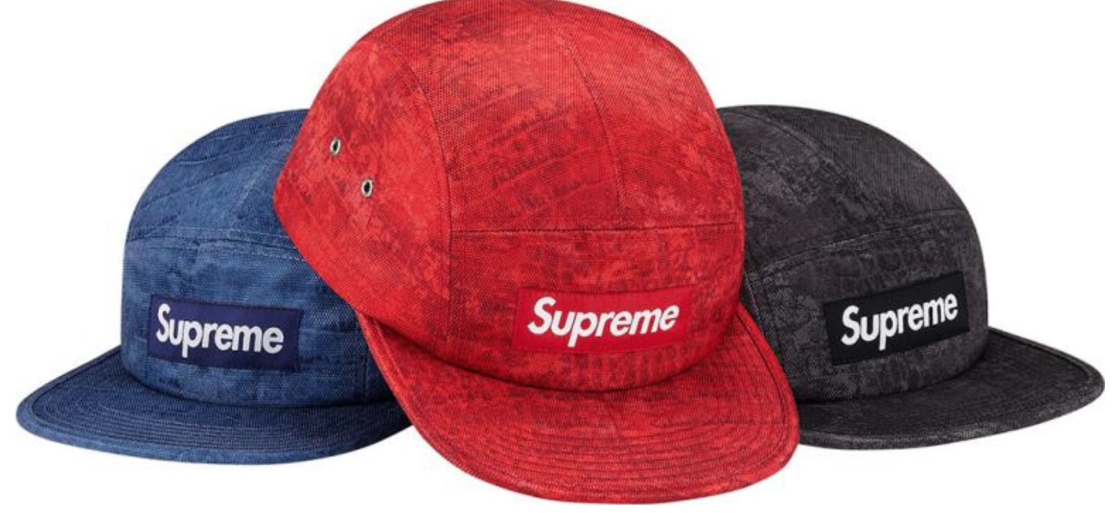 The 50 Best Supreme Hats Of All Time